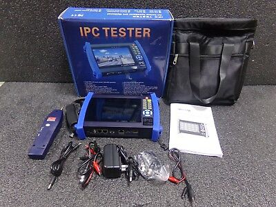 "82-18197 -  7"" Touchscreen LCD Multifunction Camera Tester for CCTV"