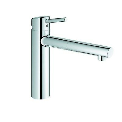 GROHE 31207001 Concetto Mitigeur évier bec haut  *NEUF*