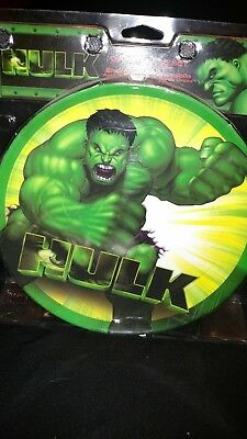 The Incredible Hulk 3 piece dish set