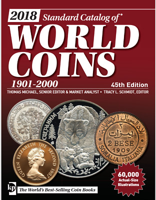 2018 Standard Catalog of World Coins 1901 - 2000 (45th ed) PDF file (download)