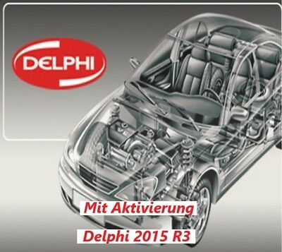 +Diagnose Software Delphi2015r3  Software+Key+Turbo,Diesel Lizenz Download link+
