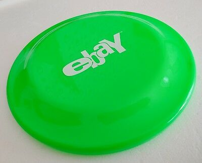 eBay FLYING DISC Falls Faaster Than eBay Stock 1/1,000,000th of Wenig's 2017 Pay