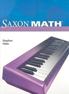 Saxon Math, Intermediate 4 [Student Edition] , Hake, Stephen