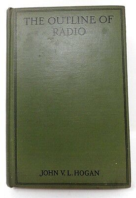 The Outline of Radio - 1924 - John V L Hogan - Illustrations and Diagrams