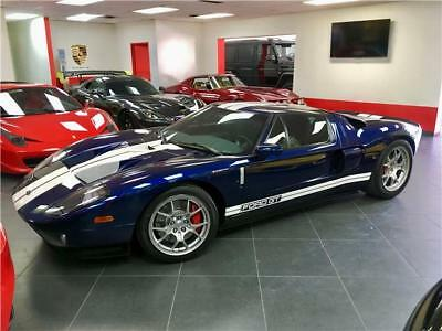 2005 Ford GT 2005 Ford GT 4 Option Car w/ 2K, Investment Grade! 2005 Ford Ford GT 2005 Ford GT 4 Option Car w/ 2K, Investment Grade!
