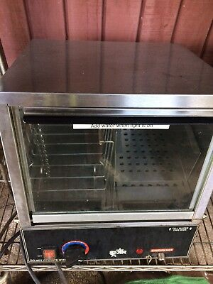 Star 35SSA Hot Dog Steamer USED