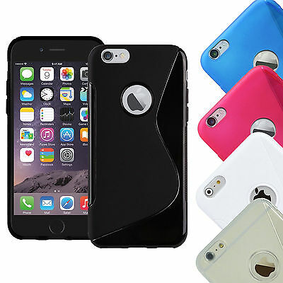 COQUE S LINE CASE GEL SILICONE pour APPLE IPHONE X & XS