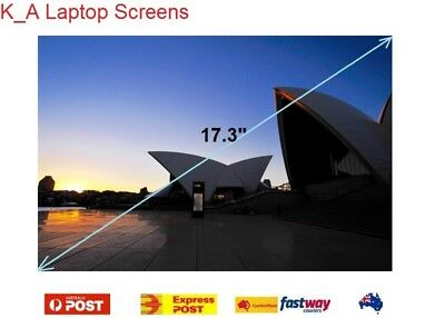 "17.3"" IPS FHD 1920*1080 Laptop Screen for Dell ALIENWARE 17-R2 R3 R4 R5 Nontouch"