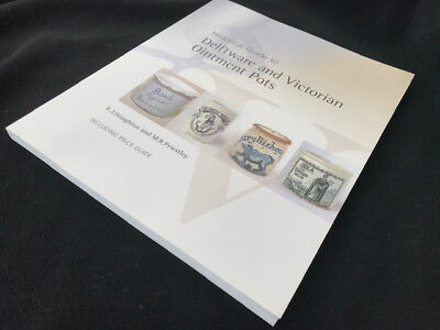The best Delftware & Victorian Ointment Pot Guide Reference Book