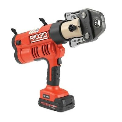 RIDGID RP 340-B Press Tool - 43348 Hydraulic Crimping Tool Jaws Not Included - P