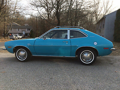 1973 Ford Pinto Deluxe 1973 Ford Pinto Runabout - Low Mileage RUST-FREE SURVIVOR With A/C, UNRESTORED