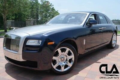 2013 Rolls-Royce Ghost  Rolls Royce Ghost V12 Best color CLA 281-651-2101