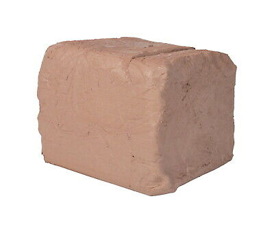 AMACO High Fire Moist Non-Toxic Stoneware Clay, 50 lb, No. 480 Without Grog
