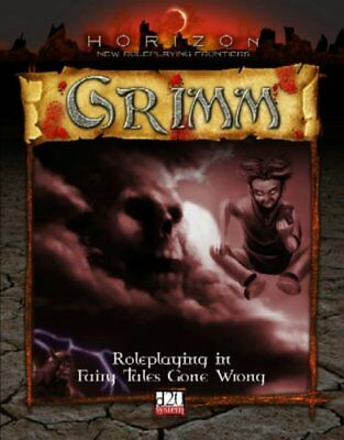 HORIZON: GRIMM (HORIZON NEW ROLEPLAYING FRONTIERS) By Various **BRAND NEW**