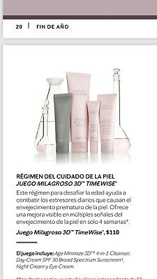 Mary Kay Timewise 3D Miracle Set~NORMAL TO DRY~SAME DAY SHIPPING~FRESH