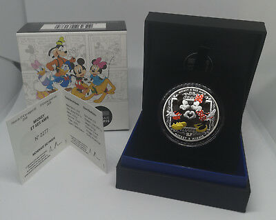 #RM# 10 EURO COMMEMORATIVE FRANCE 2018 - MICKEY and MINNIE