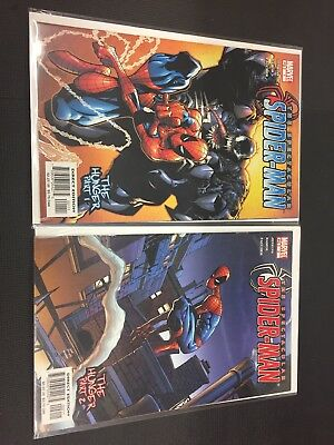 Marvel Comics The Spectacular Spider Man Issue 1 & 2 The Hunger 2 Part Series