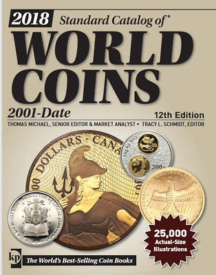 2018 Standard Catalog of World Coins 2001 to Date (12th ed) PDF file (download)