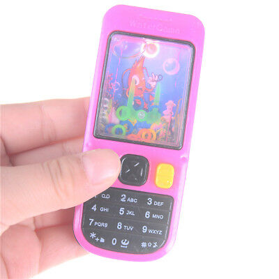 Funny Water Console Game Toy Phone Gift For Kids Children Educational Toys LJ.