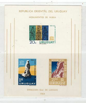 Uruguay Latin America     Stamps Sheetlet Mint Never Hinged   Lot 14378