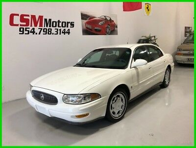 2002 Buick LeSabre Limited 2002 Limited Used 3.8L V6 12V Automatic FWD Sedan OnStar