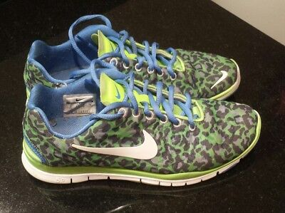 21a605c5654d Nike Free 5.0 TR Fit 3 Running Shoes sneakers 555159-300 Women s size 7