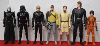 big size Star Wars Action Figures Assortment
