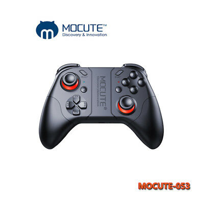 MOCUTE 053 Bluetooth Gamepad Game Controller for Android IOS Smart Phone UK C4T9