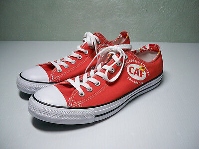 cba29a3c5e8b61 NWT Converse Chuck Taylor All Star Low Challenged Athletes Foundation Shoes  10.5