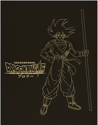 Dragon Ball Super Movie Broly PAMPHLET Movie program Book Limited Ver From Japan