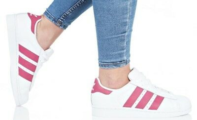 Adidas Superstar J CQ2690, Kids, White, sneakers