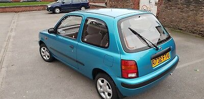 nissan micra k11 1998 Beautiful low mileage 1 owner for 20yrs