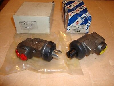 600200 201 Front Wheel Cylinders L/H R/H Land Rover Series 2 /2a /3 6cyl/ 109 V8
