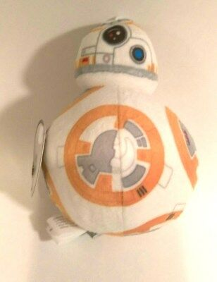 Hallmark Star Wars Fluffballs BB-8 Christmas Ornament Decoration Plush Toy