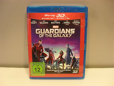 Marvel's Guardians Of The Galaxy, 3D