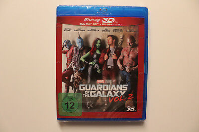Marvel's Guardians Of The Galaxy 2, 3D