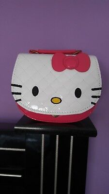 NEW Kitty girls purse with strap