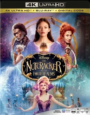 The Nutcracker and the Four Realms (4K Ultra HD)(UHD)(Atmos)