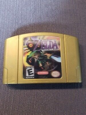 the legend of zelda majoras mask n64