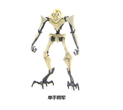 """3.75"""" Star Wars Series 2005 General Revenge Of the Sith Figure Toy"""