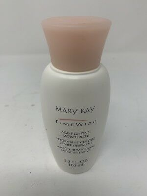 Mary Kay TimeWise Age Fighting Moisturizer Normal To Dry Free Shipping 50% Full