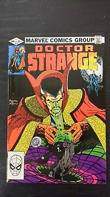 1982 Marvel Comics Doctor Strange #52 Nm Flat Rate Shipping
