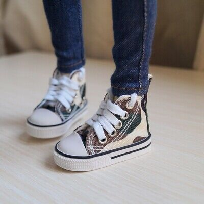 "BJD Green Van s Shoes  Sneakers For 1//4 17/"" 44cm BJD doll AOD MSD DOD DK"