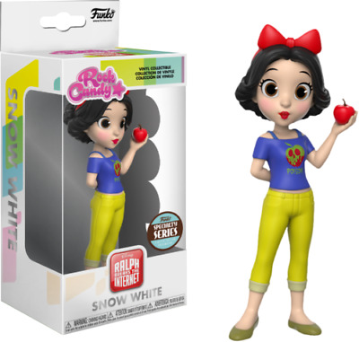 Funko Rock Candy: Ralph Breaks The Internet - Snow White Specialty Vinyl Figure