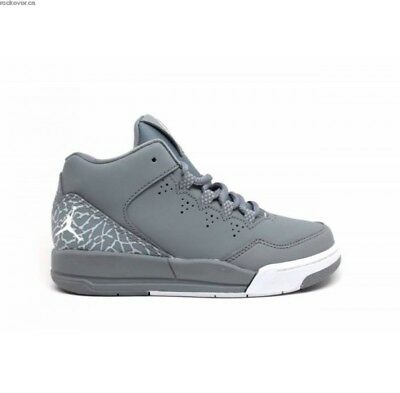 the latest bc33a a71c5 AIR JORDAN FLIGHT Origin 2 Ps Grey 705161-003 Pre School New Retro 45 Kids  Boys