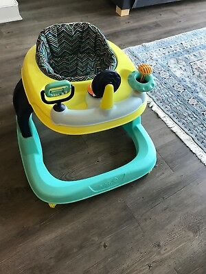 Used baby walker from a Japanese family