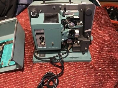 Bell And Howell 545 Filmosound Specialist Autoload For Repair Vintage Rare