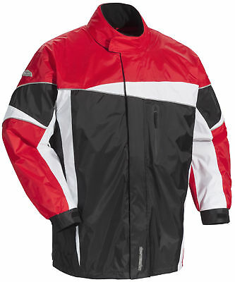 Tourmaster DEFENDER 2.0 Rainsuit Black/Red