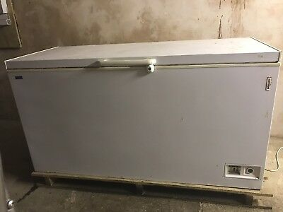 Tefcold Cf500 Catering Commercial Chest Freezer