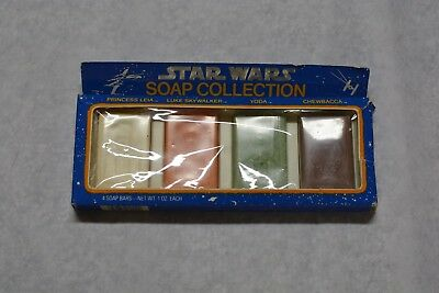 Star Wars Soap 1982 in box